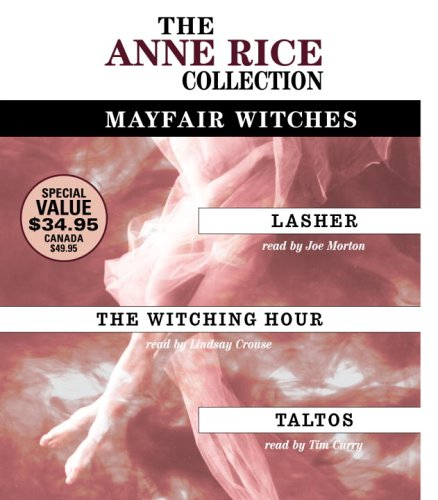 an analysis of the witching hour by anne rice The witching hour / from the author of the extraordinary vampire chronicles comes a huge, hypnotic novel of witchcraft and the occult through four centuries demonstrating, once again, her gift for spellbinding storytelling and the creation of legend, anne rice makes real for us a great dynasty of witches--a family.
