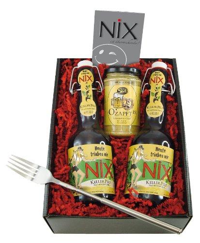 NiX Geschenk-Set Grillparty