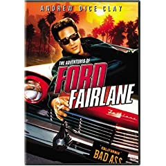 The Adventures of Ford Fairlane by Andrew Dice Clay, Lauren Holly, Wayne Newton, Priscilla Presley and Morris Day