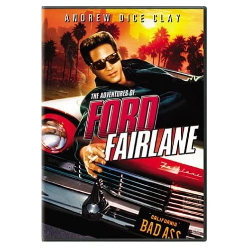 Приключения Форда Ферлейна / The Adventures of Ford Fairlane (Ренни Харлин / Renny Harlin) [1990 г., Боевик / Приключения, DVD5] пер.А.Гаврилова