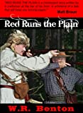 img - for Red Runs the Plain book / textbook / text book