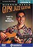 Learn To Play Django-Style Gypsy Jazz Guitar: Volume 2 [DVD] [Region 1] [NTSC]