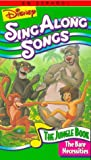 Disneys Sing Along Songs- En Espanol (In Spanish): The Bare [VHS]