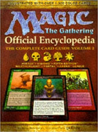 Magic: The Gathering : Official Encyclopedia : The Complete Card Guide