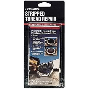 Permatex 81668 Stripped Thread Repair Kit  reviews images