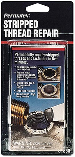 Permatex 81668 Stripped Thread Repair Kit