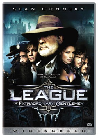 Лига выдающихся джентельменов / The League of Extraordinary Gentlemen (Стивен Норрингтон / Stephen Norrington) [2003 г., фантастика, боевик, фэнтези,