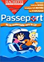 Passeport Maternelle CP