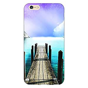 Jugaaduu Pathway to Heaven Back Cover Case For Apple iPhone 6 Plus