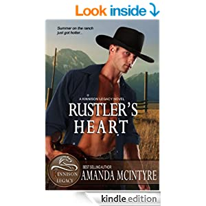 Rustlers Heart book cover