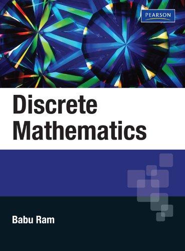 Discrete Mathematics, by Babu Ram