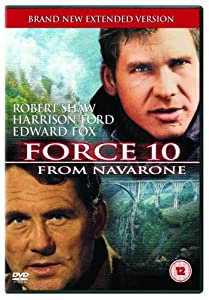Force 10 From Navarone [DVD]:Amazon.co.uk:DVD & Blu-ray