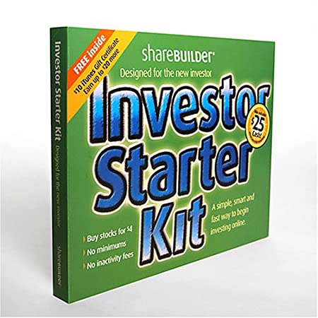 ShareBuilder Young Investor Starter Kit