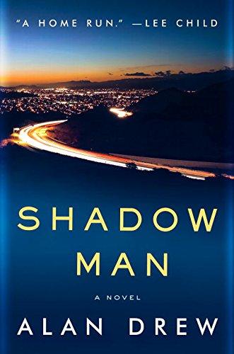 Book Cover: Shadow Man: A Novel