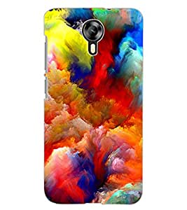 ColourCraft Beautiful Drawing Design Back Case Cover for MICROMAX CANVAS XPRESS 2 E313