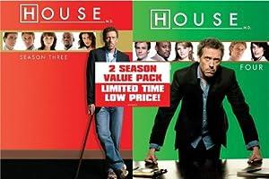 House, M.D.: Seasons 3-4