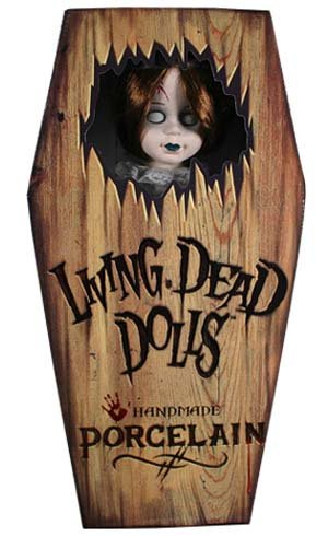 Picture of Mezco Living Dead Dolls 18-Inch Porcelain Posey Doll Figure (B000OR5OXW) (Mezco Action Figures)