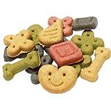 Bild: Hundekekse Glücks Kekse 500 g bunte Mischung aus verschiedenen Belohnungshäppchen in unterschiedlichen Geschmacksrichtungen Hundekuchen Hundeleckerlie