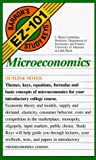 img - for Barron's Study Keys to Microeconomics: Barron's E Z 101 Study Keys book / textbook / text book