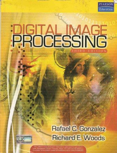 Digital Image Processing (International Edition)