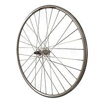 Sta-Tru Silver Formula Sealed Bearing High Flange Fixed/Free Track Hub Rear Wheel (700X20)