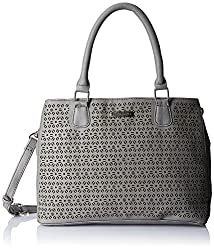 Peperone Women's Handbag (Grey)