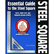 Fox Chapel Publishing 978-1-56523-342-3 Essential Guide To The Steel Square