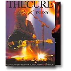 The Cure : Trilogy - Édition 2 DVD