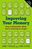 51KDPADJ3PL. SL160  Improving Your Memory: How to Remember What Youre Starting to Forget