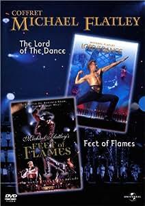 Coffret Michael Flatley 2 DVD : Lord of The Dance / Feet Of Flames