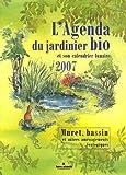 echange, troc Brigitte Lapouge-Dejean - L'Agenda du jardinier bio et son calendrier lunaire : Muret, bassin et autres aménagements écologiques