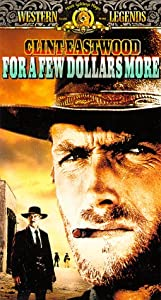 For a Few Dollars More [VHS]