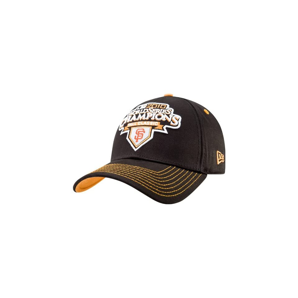 San Francisco Giants Youth Black 2010 World Series Champions Official