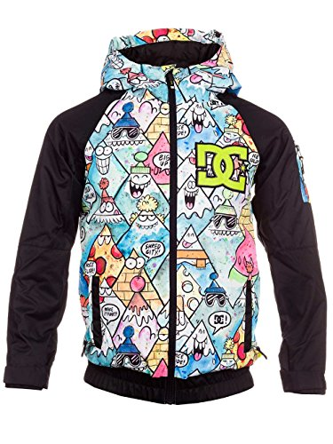 DC GIACCA SNOWBOARD TROOP BOY L