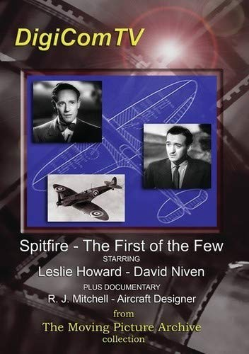 DVD : Spitfire: First Of The Few