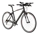 Diamondback 2013 Interval Performance Hybrid Bike (700c Wheels, Gloss Black, 19-Inch,  Large)