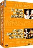echange, troc Coffret Splendid 2 DVD : Le Quart d'heure américain / Les Héros n'ont pas froid aux oreilles