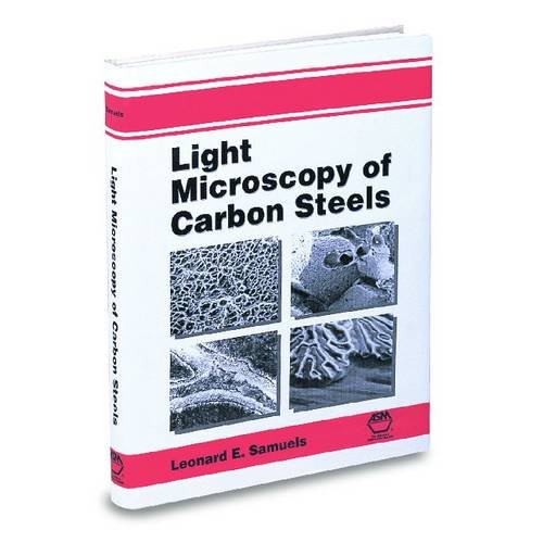 Light Microscopy Of Carbon Steels (#06656G)
