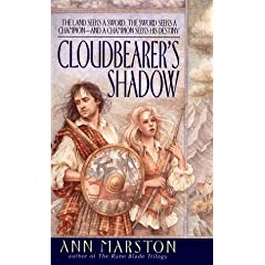 Cloudbearer's Shadow (Sword in Exile, Book 1) by Ann Marston