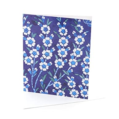 V&A Iznik Single Greeting Card