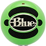 Blue Microphones Snowball USB Microphone (Neon Green)