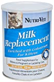 Nutri-Vet Milk Replacement for Kittens, 12-Ounce