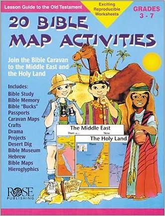 20 Bible Map Activities (Make Learning Fun!)
