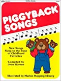 img - for Piggyback Songs book / textbook / text book