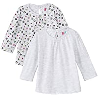 Day 2 Day Baby Girls' Jumpers and Knitted Tops (263961954_Multi colored_03M)(Pack of 2)