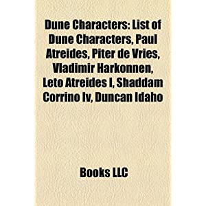 List Of Dune Characters | RM.