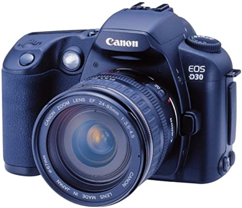Canon EOS D30 SLR Digital Camera (3.3MP )