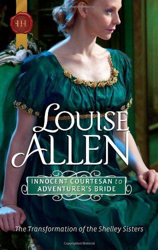 Image of Innocent Courtesan to Adventurer's Bride