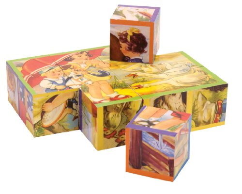 Schylling Story Block Puzzle