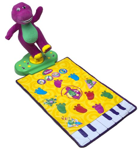 Barney Move 'N Groove Dance Mat - Buy Barney Move 'N Groove Dance Mat - Purchase Barney Move 'N Groove Dance Mat (Fisher Price, Toys & Games,Categories,Music,Dance Mats)